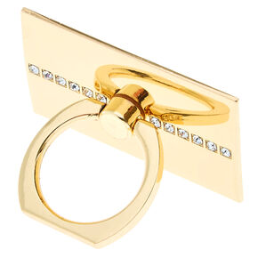 Glam Plate Ring Stand,