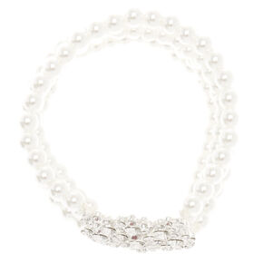 Seraphina Faux Pearl Bracelet,