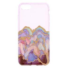 Amethyst Geode Phone Case,