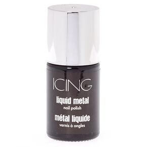 Silver Liquid Metal Nail Polish,