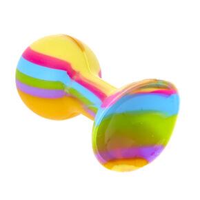 Rainbow Gumball Phone Stand,