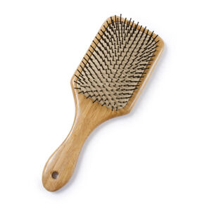 Bamboo Large Paddle Hair Brush,