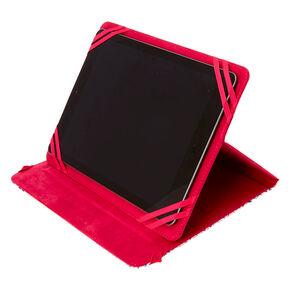 "10"" Glitter Mandala Universal Folio Table Case,"