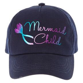 Mermaid Child Baseball Hat,