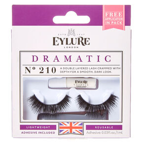 Eylure Dramatic No 210 False Lashes,