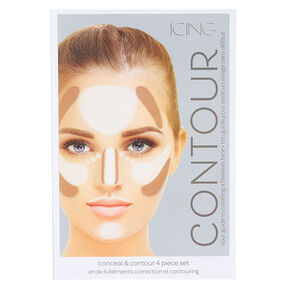 Conceal and Contour 4 Piece Set,