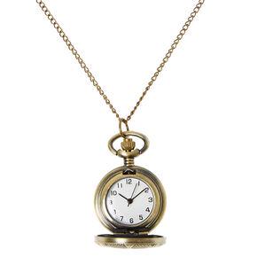 Gold Etched Watch Locket,