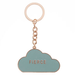 Fabulous + Fierce Keychain Set,