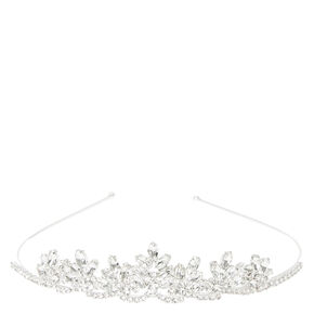 Low Height Marquise Crystal Tiara,