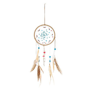 Turquoise Stone Dream Catcher,