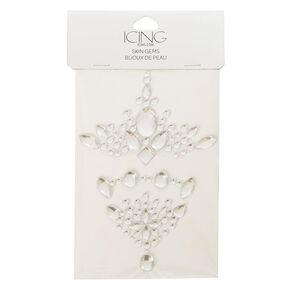 Clear Skin Gems,