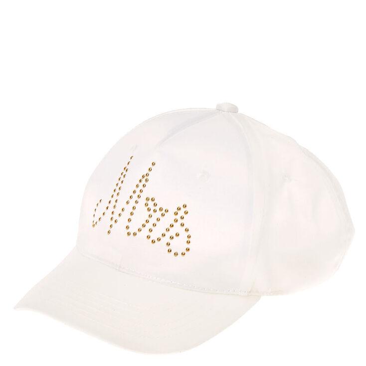 Mrs. Baseball Cap,