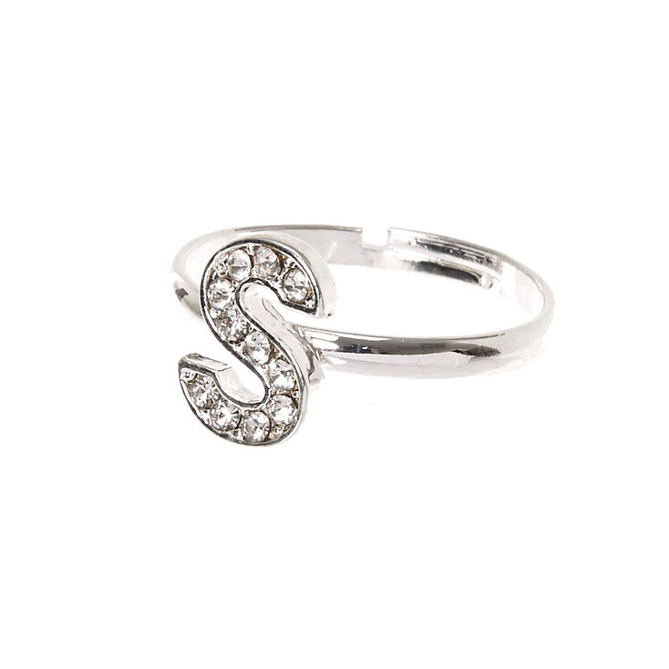 Sterling Silver Angel Wings Open Band Ring,