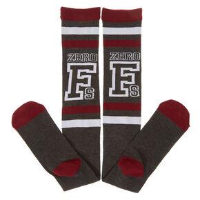 Dark Zero Fs Knee High Socks,