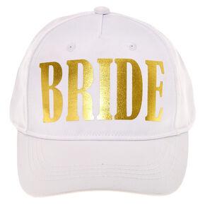 Bride Baseball Cap,