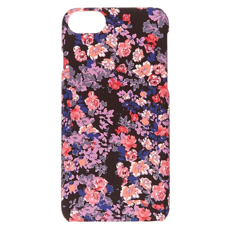 Dark Romantic Floral Phone Case,