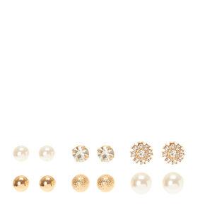 Classy Basics Stud Earrings,