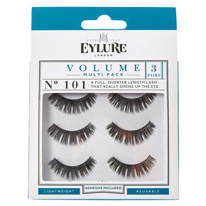 No. 101 Volume Multi Pack Eylure  False Eyelashes,