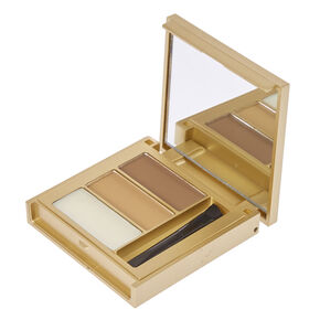 Mini Light Eyebrow Palette,