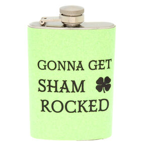 St. Patrick's Day Sham Rocked Flask,