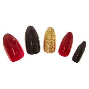 Dark Romance Instant Nails,