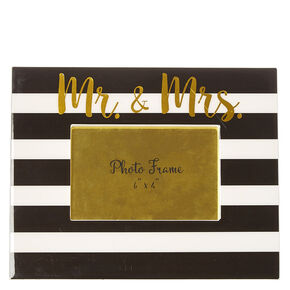 Mr. & Mrs. Photo Frame,