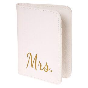 Mrs. Passport Holder,