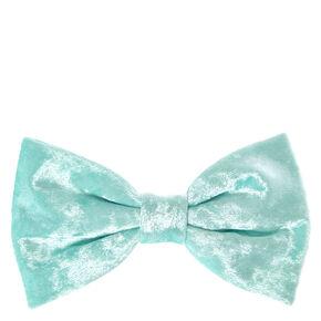 Mint Velvet Hair Bow Clip,