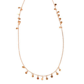 Rose Gold Polka Dot Sunglasses Chain,