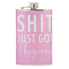 Holographic Magical Flask,