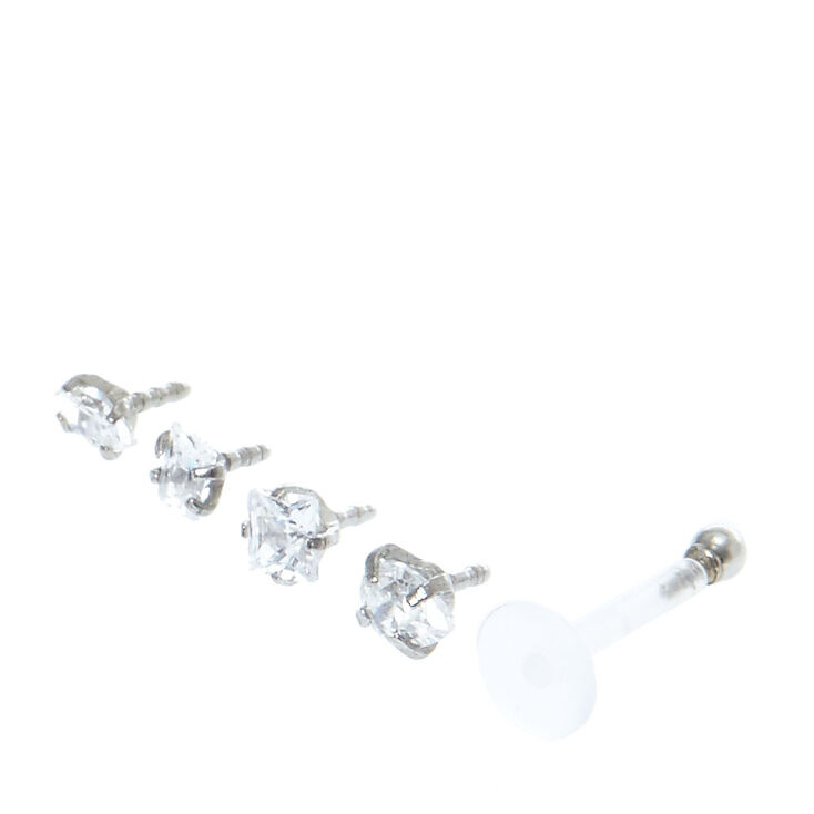 Labret & Monroe Faux Crystal Pack,