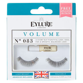 Eylure No. 083 Volume False Lashes,