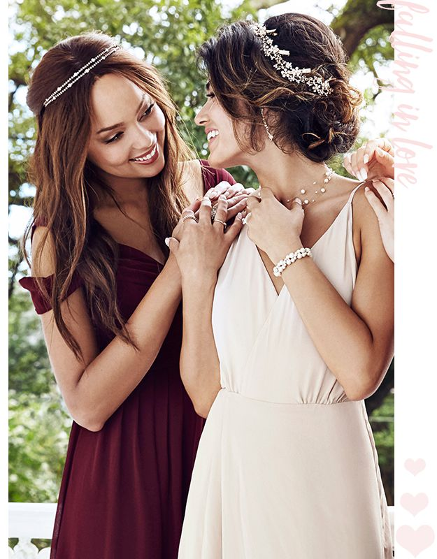 Shop Icing Fall Bride Collection