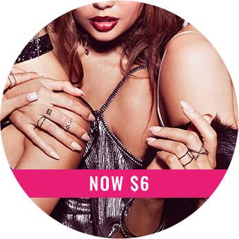 Shop $6 Faux Nails