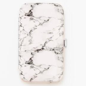 Marble Manicure Kit - White,