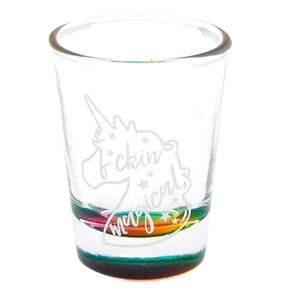 F*ckin Magical Unicorn Shot Glass,