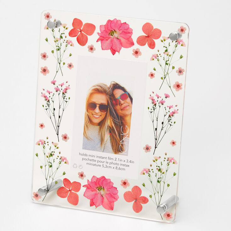 Spring Flowers Instax Photo Frame,
