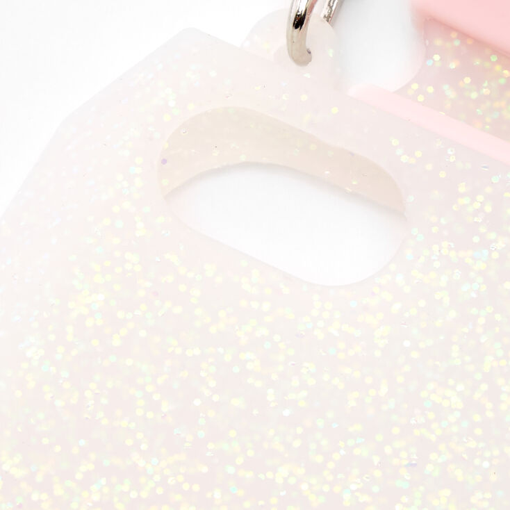 Perfume Bottle Phone Case with Chain - Fits iPhone 6/7/8/SE,