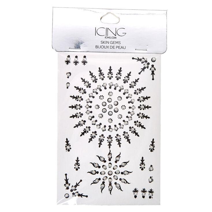 Decorative Glass Stone Skin Gems,