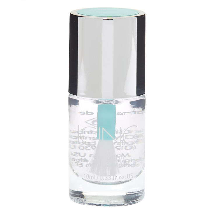 Diamond Effects Top Coat Nail Polish,