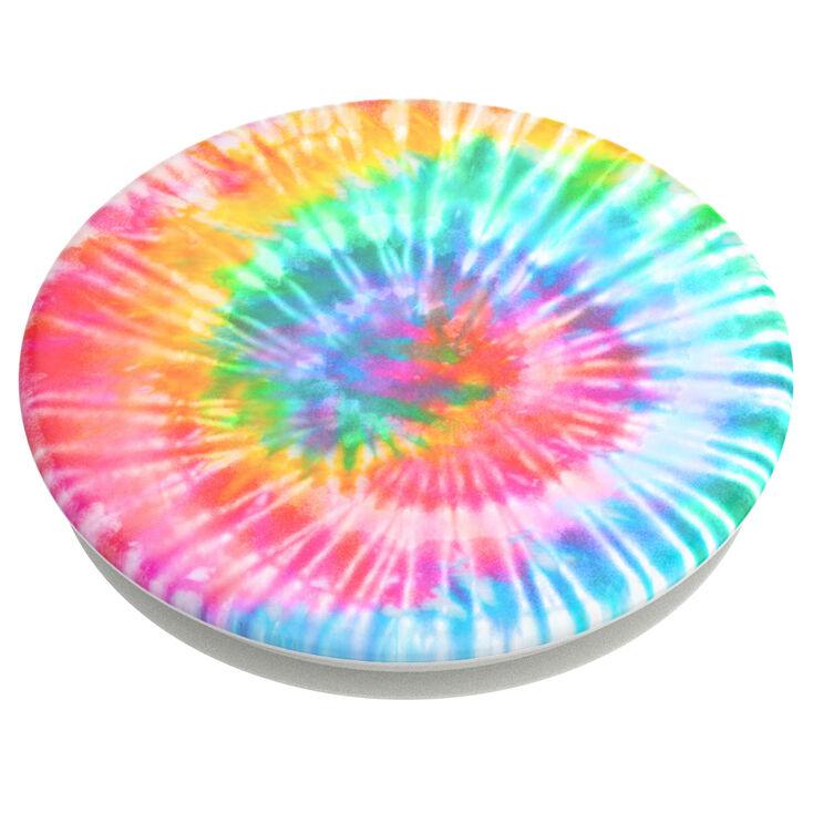 PopSockets PopGrip - Rainbow Tie Dye,