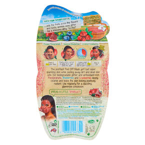 7th Heaven Glitter Peel Off Face Mask - Pink,