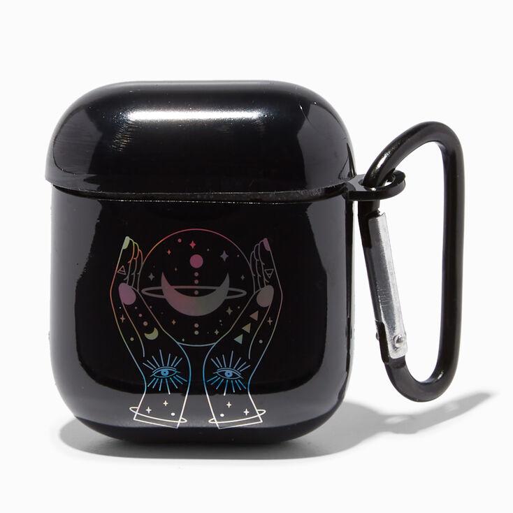 Mixed Metal Crystal, Pearl, Brushed Metal & Polished Ball Stud Earrings Set of 9,