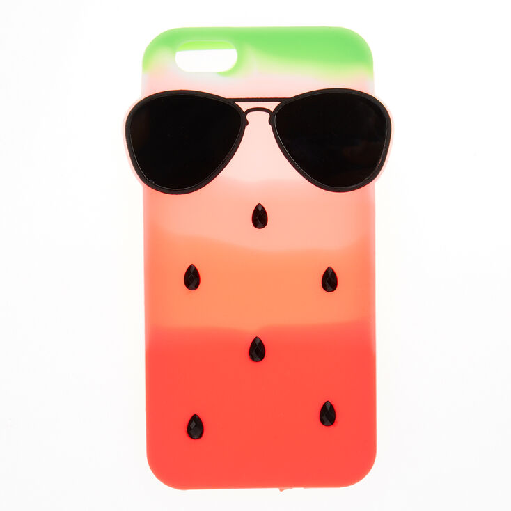 Watermelon Sunglasses Phone Case,
