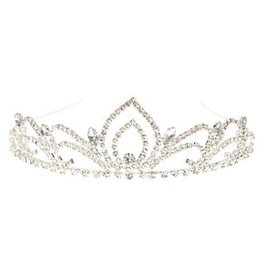 Crystal Swan Princess Tiara,