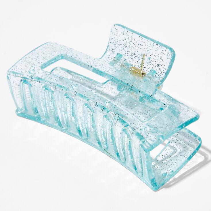 Minty Gold Tone Circle & Teardrop Drop Earrings,
