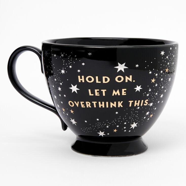 Black Ceramic Zodiac Mug - Virgo,