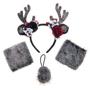 Dark Deer Dress Up Set - Black, 3 Pack,