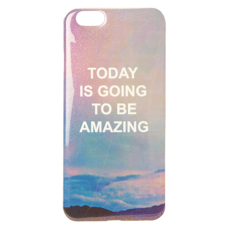 Today Amazing Phone Case,