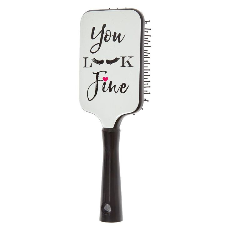 YOU LOOK FINE Paddle Hairbrush,